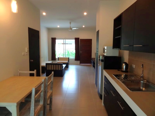 Chalong two-bedroom condo