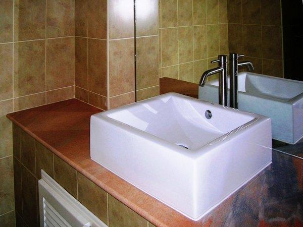Bathroom in Phuket Town apartment